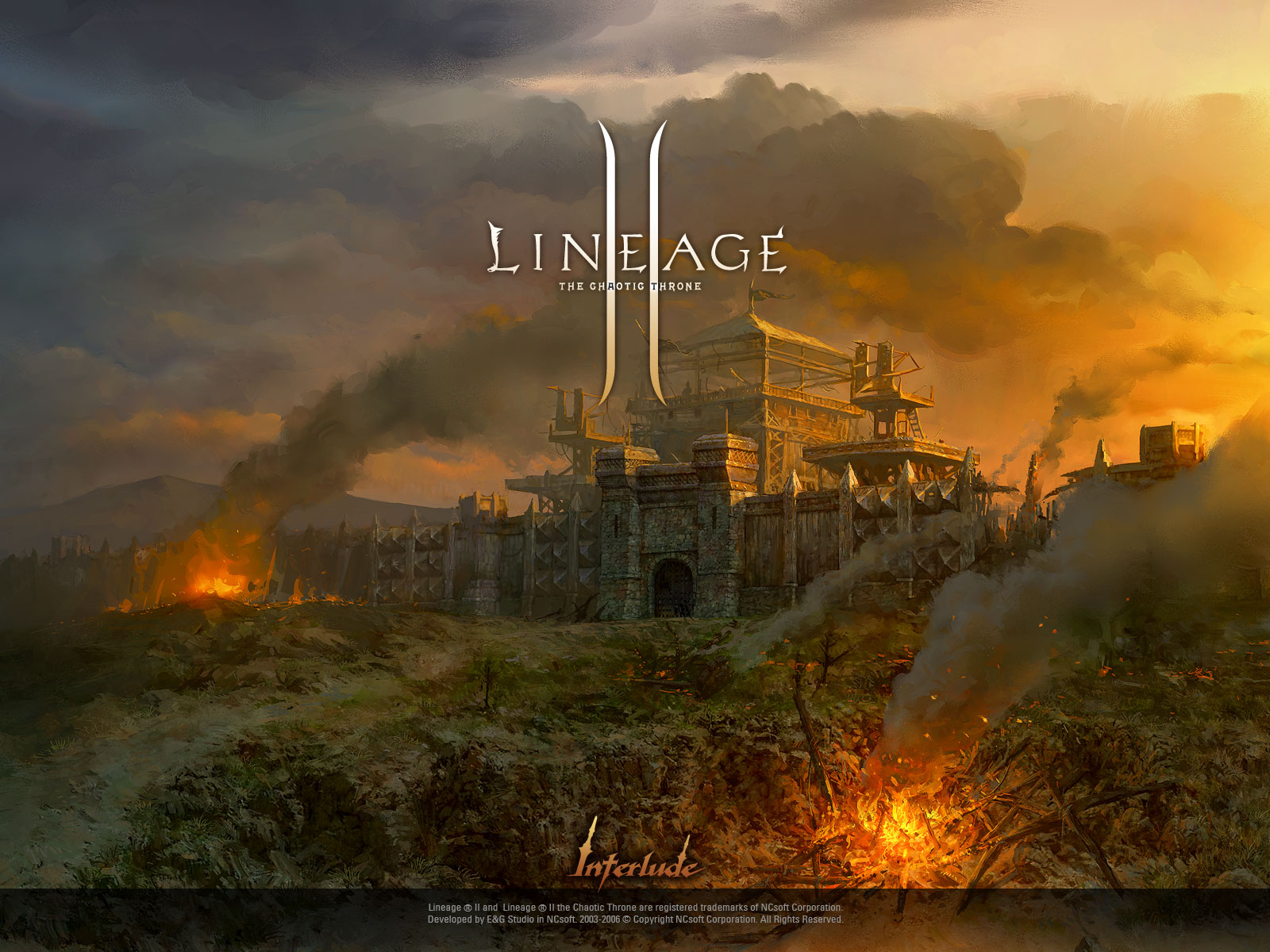 Галерея LineAge II. Рисунок.